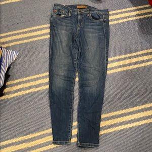 Joe's jeans vixen ankle 28